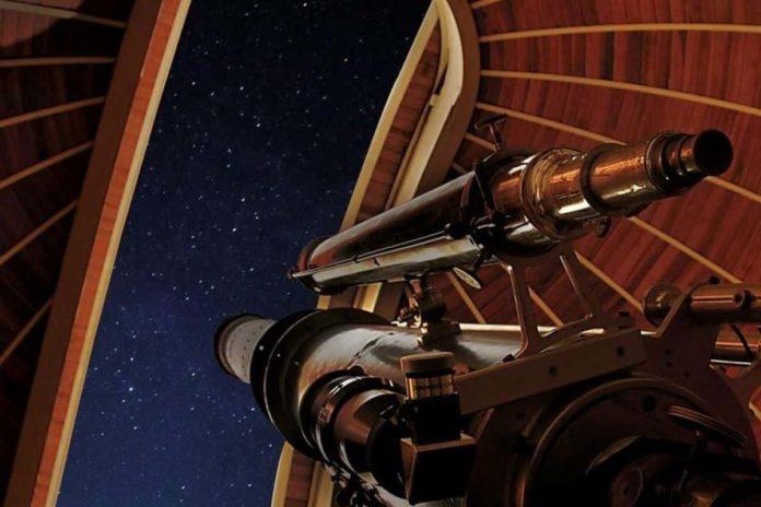 Osservatorio Arcetri Firenze Notte ricercatori