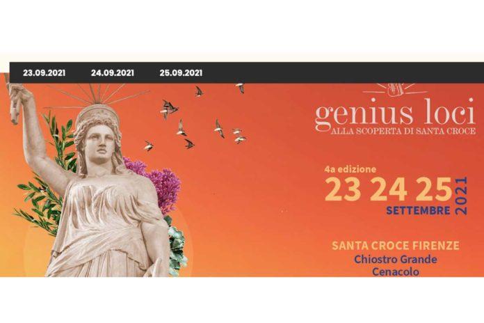 Il 23 settembre torna il festival Genius Loci, nel complesso di Santa Croce