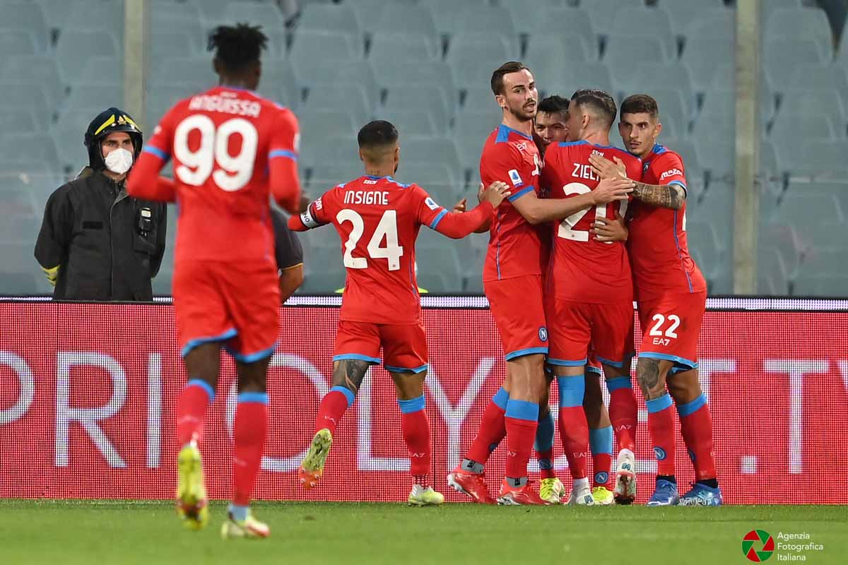 Fiorentina Napoli 3 ottobre 2021