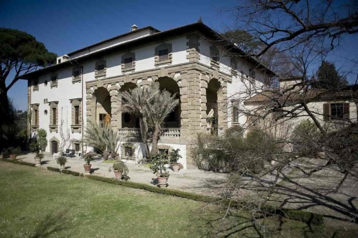 Giornate Fai autunno 2021 Toscana Firenze prenotazioni luoghi aperti villa Fontanalle